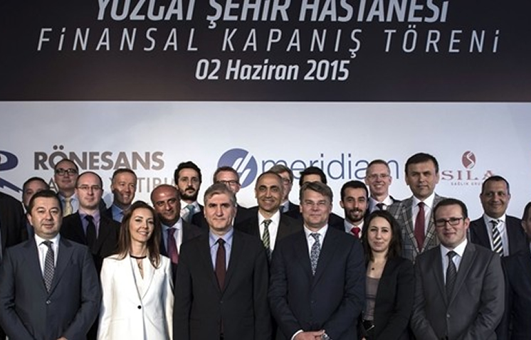 Yozgat City Hospital financial closing ceremony. - NEWS - Elmadag Law Office