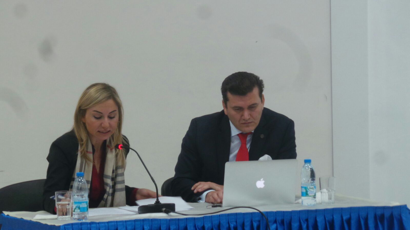 Dec 14, 2015 - Elmadag Law Firm Speaks At The Energy Law Seminar in Suleyman Demirel University - NEWS - Elmadag Law Office