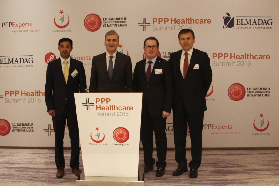 May 17, 2016 - Elmadag Law Firm hosts the 2nd PPP Healthcare Summit - NEWS - Elmadag Law Office