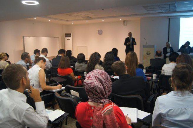 Yeni Türk Ticaret Kanunu ile ilgili Seminer - 14 Eylül 2012 - Haberler - Elmadağ Avukatlık ve Danışmanlık