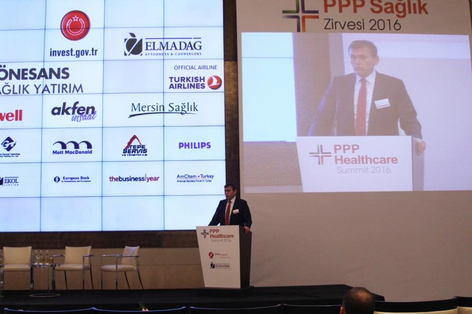 2. PPP Sağlık Yatırımları Zirvesi Gerçekleşti - Haberler - Elmadağ Avukatlık ve Danışmanlık