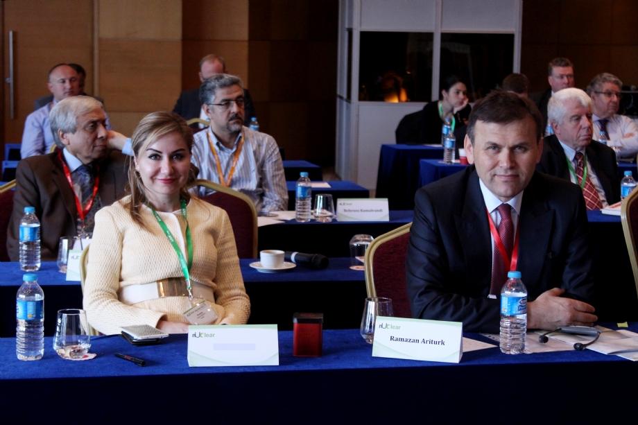 Avukat Dr. Ramazan Arıtürk Nükleer Endüstri Konferansına Konuştu - Haberler - Elmadağ Avukatlık ve Danışmanlık